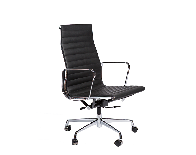 eames charles aluminium group executive chair 1 099. Black Bedroom Furniture Sets. Home Design Ideas